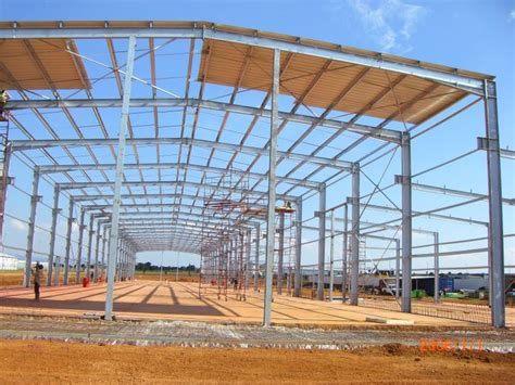 computo metrico capannone industriale steel structure warehouse china steel buildings