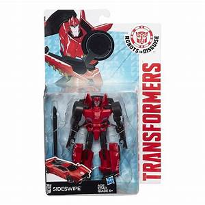 """Robots in Disguise"" (2015) Warrior Class Sideswipe Toy ..."