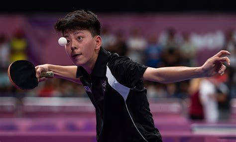 Nikhil kumar's olympic table tennis bid in men's singles ends in the round of 48 liu and kumar cap a perfect opening day with a pair of wins for the us olympic table tennis team previous next Chariyort: Table Tennis World Championship 2018 Youtube