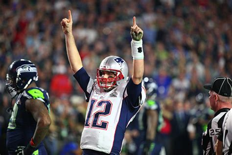 Tom Brady Leads Pats to Fourth Title With Cool and Calm ...