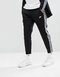 Pantalon Avec Bande Sur Le Coté : nike nike pantalon de jogging coupe classique avec ~ Melissatoandfro.com Idées de Décoration