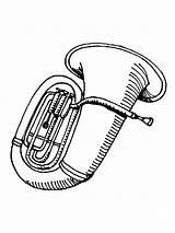 Coloring Instruments Musical Pages Instrument Mandolin Fun Muziekinstrumenten Adult Colouring Kleurplaten Sheets Orchestra Kleurplaat Printable Getcolorings Muziekinstrument Always Muziek Rhythm sketch template