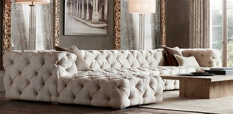 restoration hardware sleeper sofa mattress soho tufted restoration hardware this looks so cool and