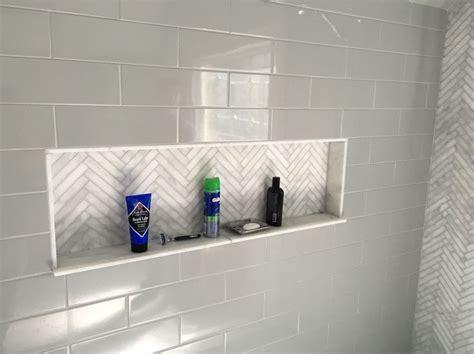Shampoo box Niche Shower niche imgtile.com Imagine tile