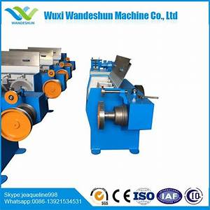 Electrical Wire Making Machine Manufacturers And Suppliers - China Factory