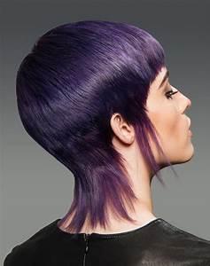 Coloration Cheveux Court : la coloration phare de 2018 les cheveux prune obsigen ~ Melissatoandfro.com Idées de Décoration
