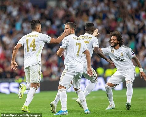 Two more Real Madrid players unable to train ahead of ...