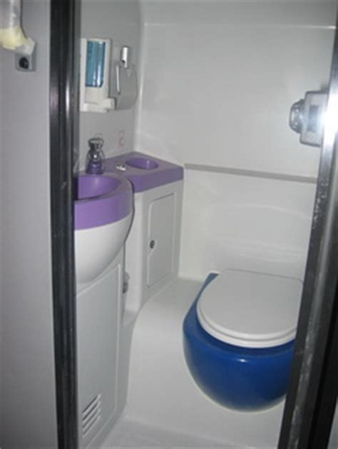 Bus Toilet Cabin   Vikas Mobile Living