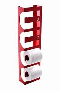 Porte Papier Toilette Design : porte papier toilette original ~ Premium-room.com Idées de Décoration