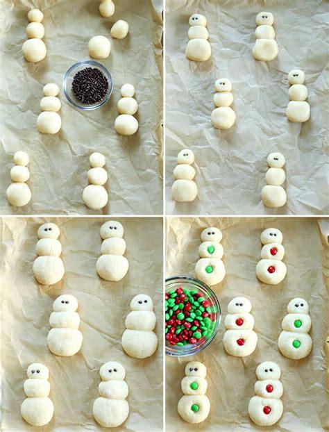 easy gluten  snowman sugar cookies great gluten