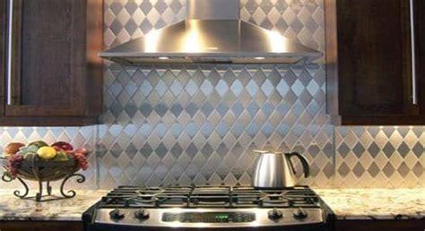 Sheets Of Stainless Steel For Backsplash : Stainless Backsplashes