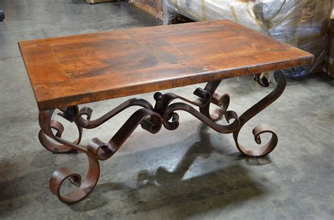 iron and wood coffee tables wrought iron and wood coffee table secelectro 7584