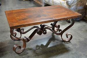 coffee tables ideas amazing wrought iron and wood coffee With wood and iron coffee table sets