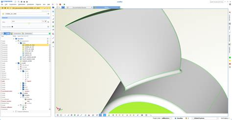 shape optimization  ansys  caeses caeses
