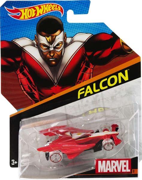 Hot Wheels Marvel Character Cars Falcon