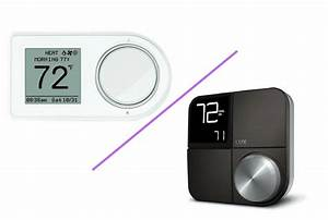 Lux Kono Smart Thermostat Vs  Lux Geo Wi