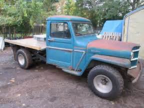 willys jeep truck green 1962 willys jeep truck pick up truck 4x4 super