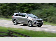 2018 Kia Sorento InDepth Model Review Car and Driver