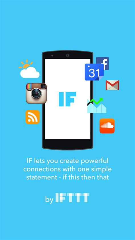 ifttt android english evernote app center
