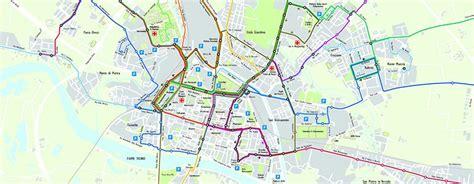 linee urbane pavia autobus ucus