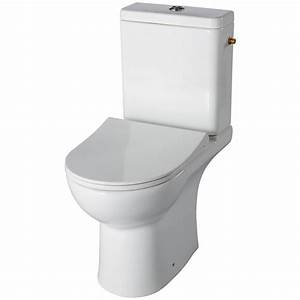 Wc Sortie Vertical : pack wc rimless sortie verticale ~ Premium-room.com Idées de Décoration