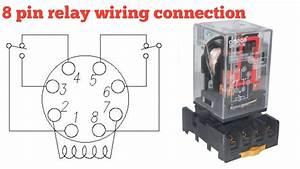 8 Pin Relay Wiring