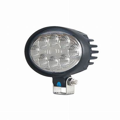 1800lm Ovale Phare 24w Led Eclairage