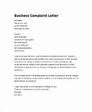Complaint Letters | Best Complaint Letter Sample Ideas And Images On Bing Find What