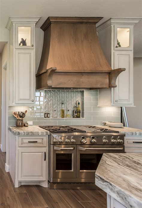 transitional modern farmhouse kitchen design home bunch