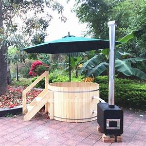 China Best Seller Cedar Spa Round Wood Hot Tub For