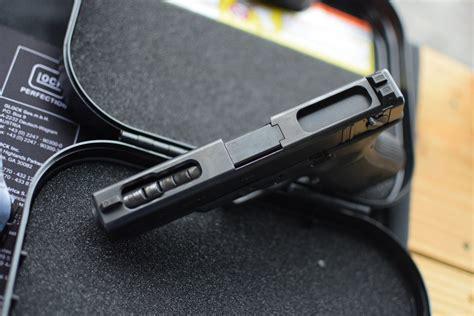 big  east glock gc throws fire  firearm blog