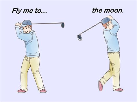 improve golf swing how to improve golf swing tempo 10 steps with pictures