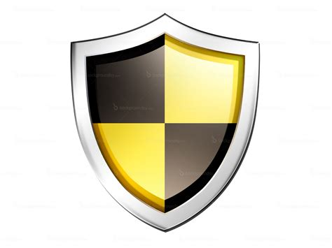 Security shield icon (PSD)