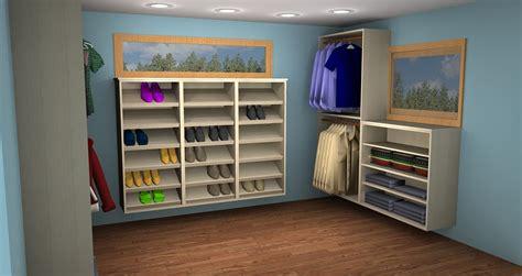 closet simple tips in planning walk in closet design