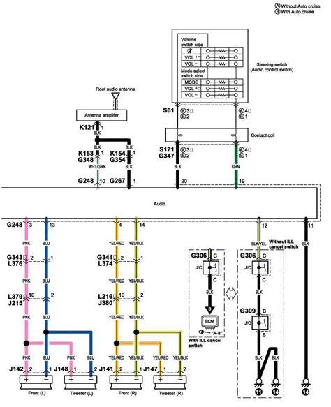 matsushita car stereo wiring diagram auto electrical wiring diagram