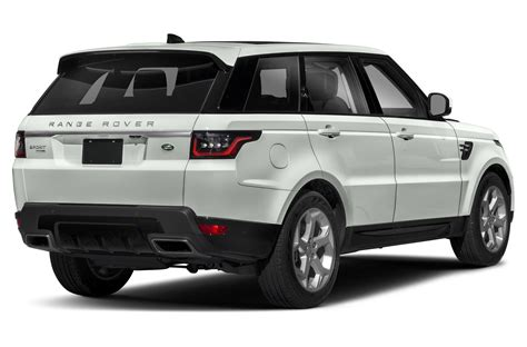 Land Rover Range Rover Sport Picture by New 2019 Land Rover Range Rover Sport Price Photos