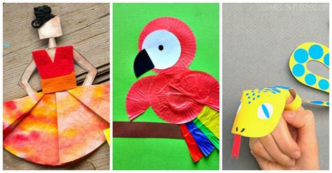 25 beautiful brazil inspired crafts for page 13 927 | 25 Beautiful Brazil Inspired Crafts For Kids Facebook