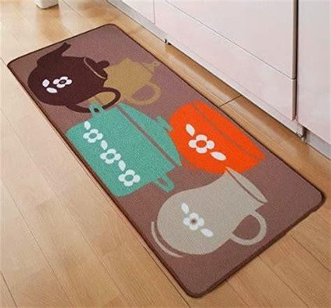 tapis sol cuisine tapis deco sol cuisine pas chers absorbant lavables et