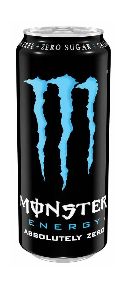 Monster Zero Energy Absolutely Sugar Drink Absolute