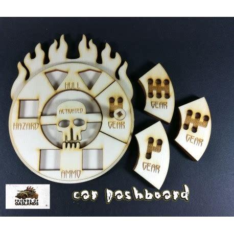 gaslands templates gaslands car dashboard labmasu di arcari marco