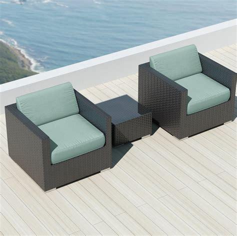 sunbrella fabric sectional sofas luxxella bistro 3pc sunbrella outdoor sectional sofa set