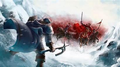 Viking Wallpapers Fantasy Desktop Cool Backgrounds Computer