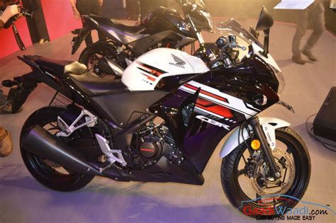 cbr 150r red colour price honda cbr150r and cbr250r refreshed variants prices announced