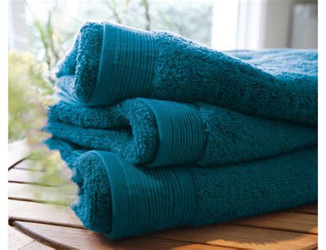 ręcznik blanc des vosges uni turkusowy ręcznik sklep internetowy podpierzyna
