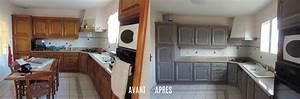 Renovation De Meuble : r novation de cuisine meuble du pass au pr sent r novation de meubles st phane sauzet ~ Dode.kayakingforconservation.com Idées de Décoration