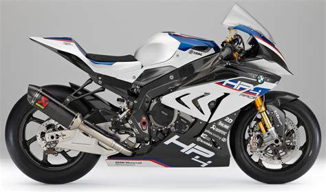 Hp4 Race Image by 2017 Bmw Motorrad Hp4 Race Racing Motorcycle Released