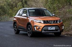 2016 Suzuki Vitara S Turbo Review  Video