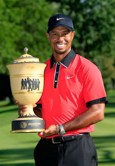 Tiger Woods Shaved His Goatee In A Last-Ditch Effort To ...