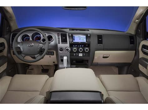 toyota sequoia interior toyota sequoia prices reviews and pictures u s news