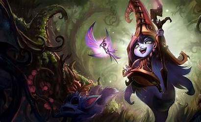 League Legends Animated Lulu Wallpapers